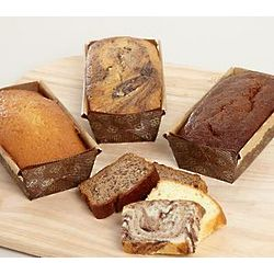 Breakfast Bread Trio Gift Box