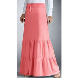 Maxi Skirt with UPF 50+ Sun Protection