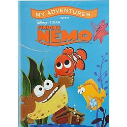 Personalized Finding Nemo Large Story Book
