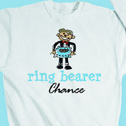 Lil' Ring Bearer Youth Sweatshirt
