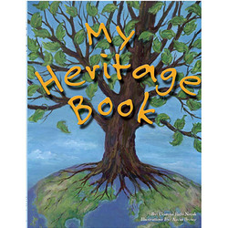 Personalized 'My Heritage' Book