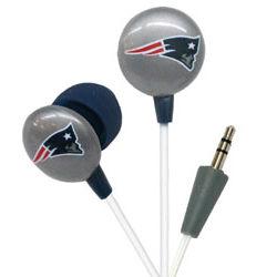 New England Patriots Earphones