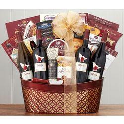 Talaria Sonoma Valley Quartet Gift Basket