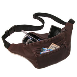 Premium Leather Fanny Pack