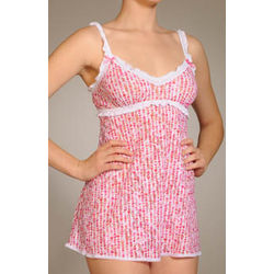 Mini Hearts Babydoll with G-String