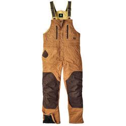 John Deere Men's Insulated Duck Bib Overall