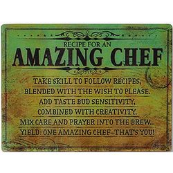 Amazing Chef Cutting Board