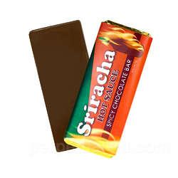 Sriracha Dark Chocolate Bar