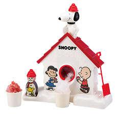 Retro Snoopy Sno-Cone Machine