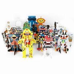 Make Your Own Robot Kit