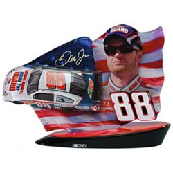 Drive the Guard Dale Jr. NASCAR Sculpture