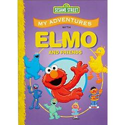Personalized Elmo Large Story Book