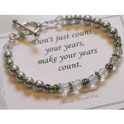 Counting Birthdays Bracelet