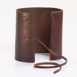 Sidekick Leather Cord Wrap