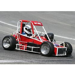 Green Flag TQ Midget Racecar Experience in New Jersey for 1