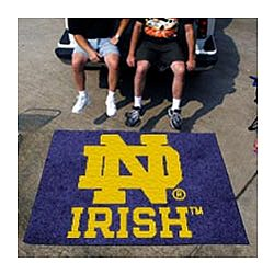 Notre Dame Tailgater Mat