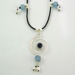 Eco-Friendly Snapdragon Necklace