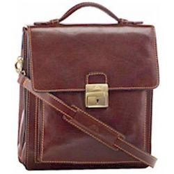 Capriotti Italian Leather Man's Bag