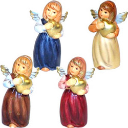 Mini Angels with Hearts
