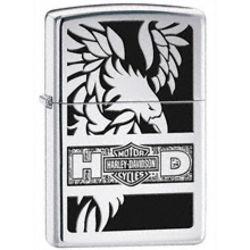 Zippo Harley-Davidson Eagle Lighter