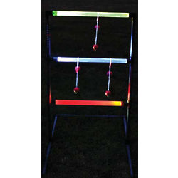 Lighted Ladder Ball Lawn Game