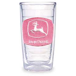John Deere Pink Tumbler