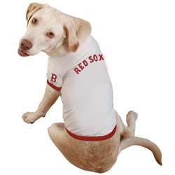 Boston Red Sox Full-Button Dog Jersey
