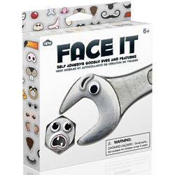 Face It Stickers