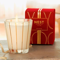 Classic Holiday Scented Candle