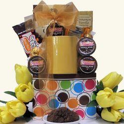 Dunkin Donuts Keurig Coffee K-Cup Gift Basket