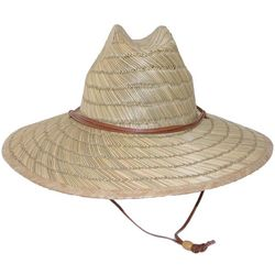 Wide Brim Beach Straw Hat