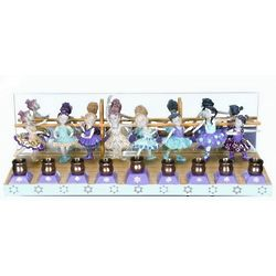 Ballet Girls Menorah
