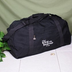 Ring Bearer Duffel Bag