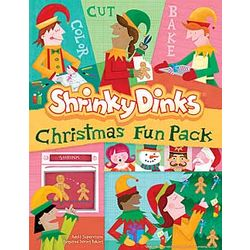 Shrinky Dinks Christmas Fun Pack