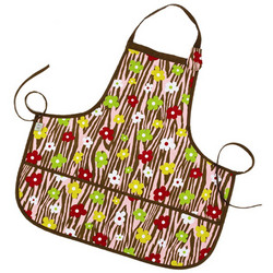 Campground Critters Kiddie Apron