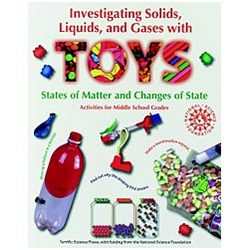 Investigating Solids, Liquids and Gases with Toys