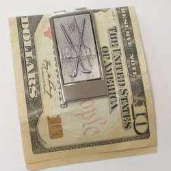 Golf Money Clip