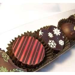 Artisan Chocolate Truffle Gift Box