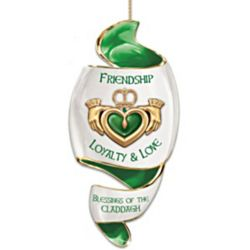 Blessings of the Claddagh Ornament
