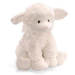 Musical Lamb Stuffed Animal