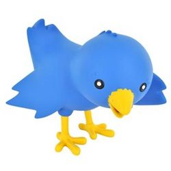 Ollie the Twitterrific Bird Figurine
