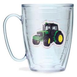 John Deere Tractor Tumbler Mug