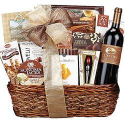 Cliffside's Cabernet Assortment Gift Basket
