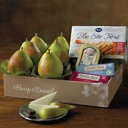 Organic Fruit and Snack Box