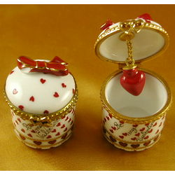Be My Valentine Limoges Box