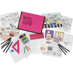 Kid's Interior Design Art Kit