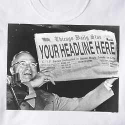 Personalized Truman T-Shirt