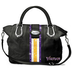 Minnesota Vikings Chic Handbag