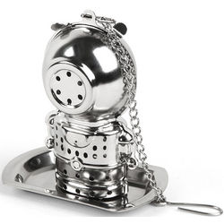 Stainless Steel Diver Tea Infuser