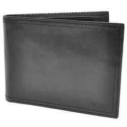 Dockers Leather Slim Bifold Wallet
